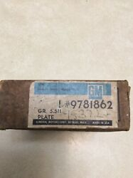 Nos 9781862 Positraction Clutch Pack 1965-68 Chevelle 1967-68 Camaros