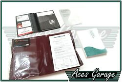V8 Service History Books Case Ve Series Ii 2 Sedan And Sportswagon Parts - Aces