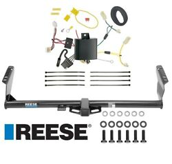 Reese Trailer Tow Hitch For 11-14 Toyota Sienna 15-20 Se Only W/ Wiring Harness