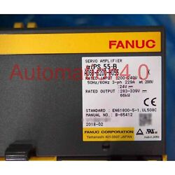 1PC Used Fanuc A06B-6200-H055 Tested In Good Condition Quality assurance