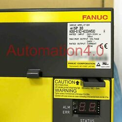 1PC Used Fanuc A06B-6142-H030#H580 Tested In Good Condition Quality assurance