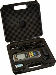 General Tools Cih20dl Hot Wire Data Logging Anemometer With Cfm/cmm And 8 1 Irt T