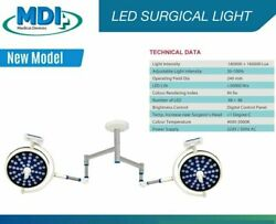 Ceiling Ot Light Operation Theater Led Lamp Surgical Operating Double Satellite