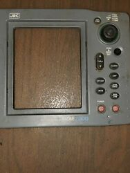 Jrc Radar 2000 Front Facia Card Reader And Keyboard And Keyboard Pcb Pre-owned