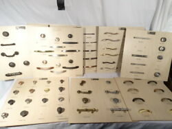 New Liberty Cabinet Knob Lot Store Display Handles Pulls Knobs Assorted 94 Piece