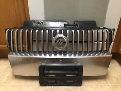 2005 2006 2007 MERCURY MARINER FRONT UPPER  and  LOWER BUMPER GRILLE USED OEM