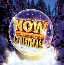 Now That#x27;s What I Call Christmas Audio CD By Various Artists VERY GOOD