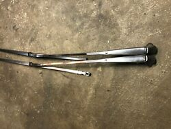Early 60and039s Full Size Pontiac Wipper Arms Pair