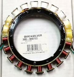 New Quicksilver Marine Boat Stator Assembly Part No. 300-888793