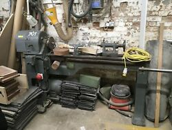 A.Cooksley and Co Wood Work Shop Lathe Motor Size ALK2 52