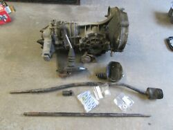 Porsche 914 Early To Late Shift Conversion Package Including A Late Transmission