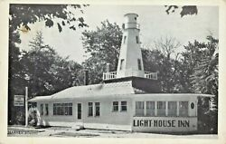 A View Of The Light House Inn, U.s. 52 And 32, Lebanon, In Indiana