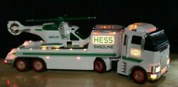 Hess  Truck And Helicopter   2006  31 Individual Working Lights