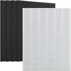 Replace for Winix 115115 Filter 4 Carbon Filters PlasmaWave Size 21 5300 5500 $17.99