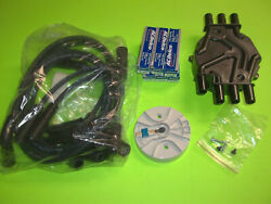 Tune Up Kit Mercruiser 4.3 Mpi V6 Spark Plugs Wires Cap And Rotor