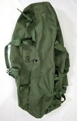 Improved Military Duffle Bag Tactical Deployment Flight Sea 8465-01-604-6541 New