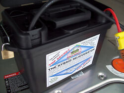 New Ford Escape Hybrid Battery Booster Charger And Fully Charged Battery