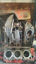 Gmc Truck Engine 305 Big Block V6 Early Code D Core W/parts And Running Code E