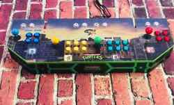 Tmnt Arcade1up Level 1 Gen 3 - 15 Minute Mod Kit Pi 4 4gb And 7400 Games