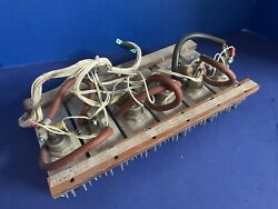 Thermco Scr Power Pack Assembly Firing Pack Silo For Furnace Used