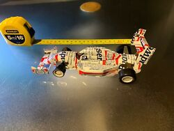 Budweiser Beer Can Indy Race Car Hand Made Craft