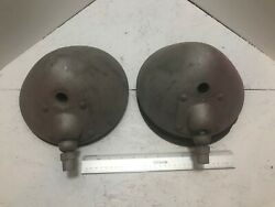 1920and039s 1930and039s Vintage Automotive Chevy Headlights Rat Rod Hot Rod Head Lamps