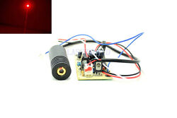 650nm 150mw Red Laser Dot Diode Module 5v Focusable With Driver Out 18x45mm