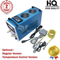 2800w Zvs Induction Heater With Overload Protection Pedal Switch 0-600℃/ 0-1000℃