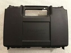Black Woodstream Field Locker Gun Ammo Storage Lockable Small Case Hard Pistol