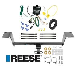 Reese Trailer Tow Hitch For 15-18 Audi A3 W/ Wiring Harness Kit