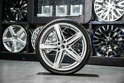 Ferrari Ff Original 20and039and039 Wheels And Tyres Set Of 4