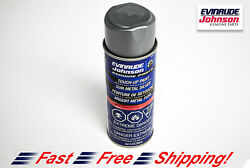 Johnson Evinrude Oem Factory Matched Gun Metal Silver Touch Up Paint 772727