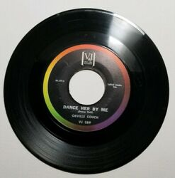 Orville Couch - Dance Her By Me - 7 Tested 45 Vinyl Classic Country Record