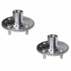 Front Wheel Hub Only For 1990-1991-1992-1993 Acura Integra Lh And Rh Side Pair