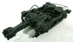 Lionel 4 Wheel Truck And Knuckle Coupler Model Train Chassis Railway Spare Parts