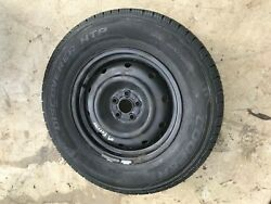 2009 Subaru Forester 2.5l Wheel Tires And Rims 225/70r16 Oem