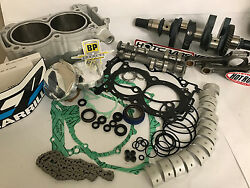 11 12 Rzr Xp 900 Xp900 Cams Hotcams Complete Engine Motor Rebuild Kit Top Bottom