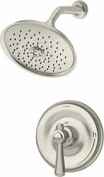 Symmons 5401-stn Degas Shower System With Lever Handle, Satin Nickel