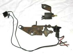 1970 70 Cadillac Deville 472 500 Transmission Kickdown Dashpot And Solenoid Etc