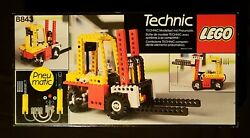 Lego 8843 - Fork-lift Truck - 1984 Technic Classic - 80s Vintage - Misb - Sealed