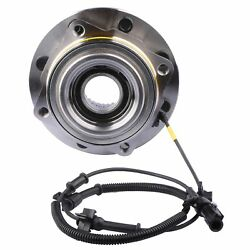 Front Left/right Wheel Hub Bearing Assembly For 2005-2010 Ford F-250 F-350 4wd