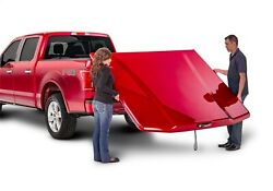 Undercover Uc1238s Elite Smooth Tonneau Cover Fits 19-21 Sierra 1500