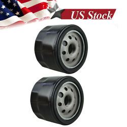 2 Pack Oil Filter Fit For John Deere Am119567 Am125424 Gy20577 Lg4153 Lg49293