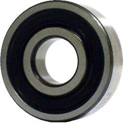 2 X Stainless Steel Bearing S6220-2rs Rubber Sealed Id 100mm Od 180mm Width 34mm