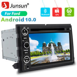 Android 10 Radio Dvd Gps Navigation For Ford 2005-2009 Explorer 2006- 2010 Edge