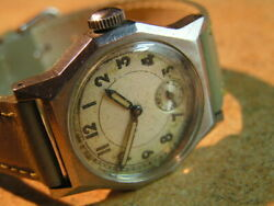 Rarity Art Deco Marvin Gents Wrist Watch - Dodecagonal S/s Case Orig.cond. 1930and039