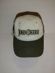 John Deere Hat Tri Color  $15.95