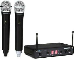 Samson Concert 288 Handheld Dual-channel Wireless System With Q6 Microphone - I