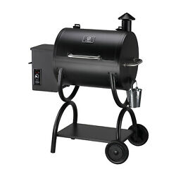 Z Grills Zpg-550a Wood Pellet Grill Bbq Smoker With Digital Control 585 Sq.in.
