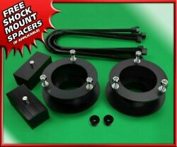 3.5 F + 1 R Leveling Lift Kit For 2003-2013 Dodge Ram 2500 3500 4wd 4 Axle